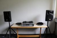 Kleine Musikanlage
